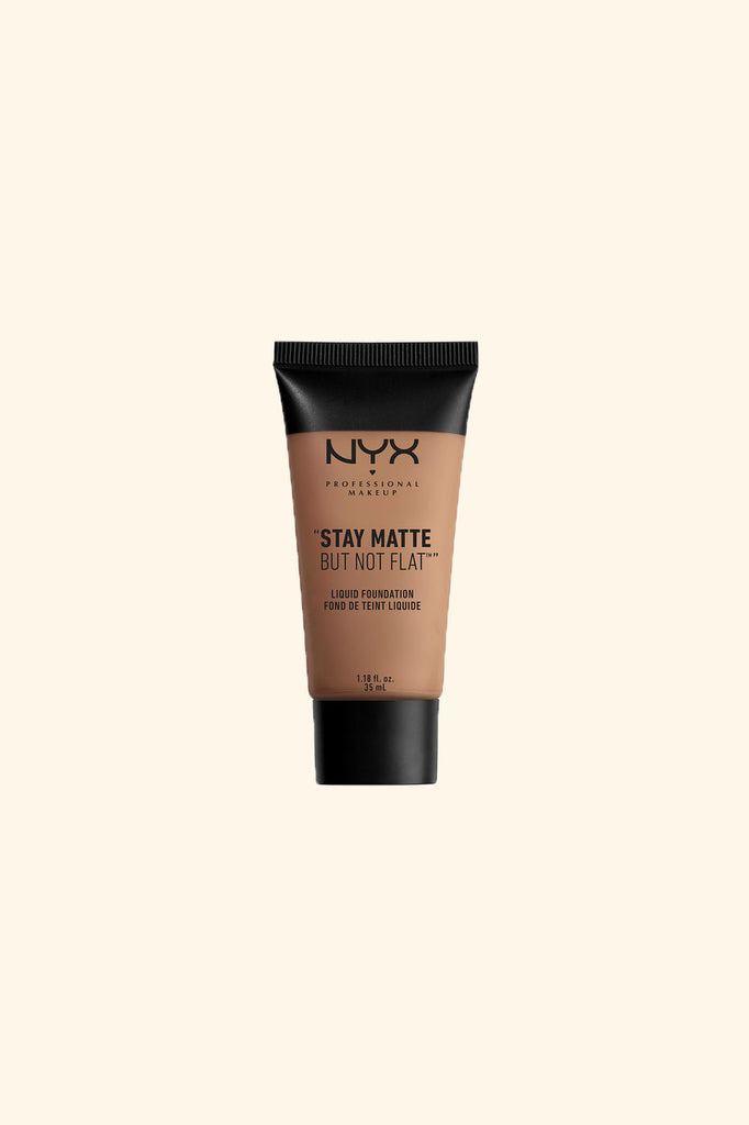Stay Matte but not Flat Foundation