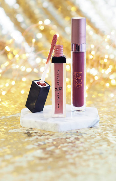 Christmas Lip Box -  Warm and Fiesty