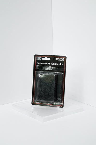 Stipple Sponge Applicator (Carded) - Black