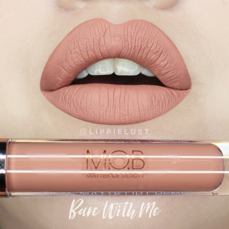 Ulti-Matte Liquid Lipstick - Bare with me
