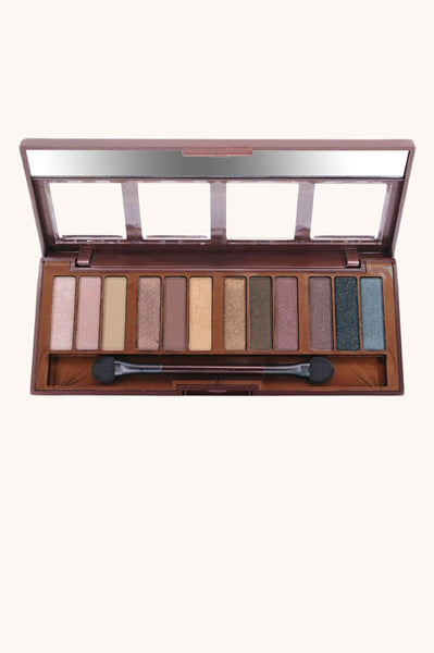 Barely Exposed Eyeshadow Palette