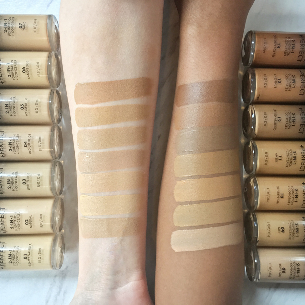 Shop Milani Conceal + Perfect 2-in-1 Foundation in Singapore ...