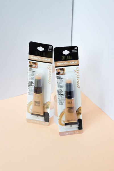 Retouch + Erase Light-Lifting Concealer