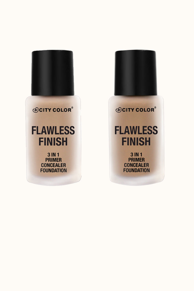 Flawless 3-in-1 Foundation