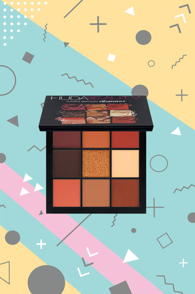 Obsession Eyeshadow Palette - Warm Brown I Trending