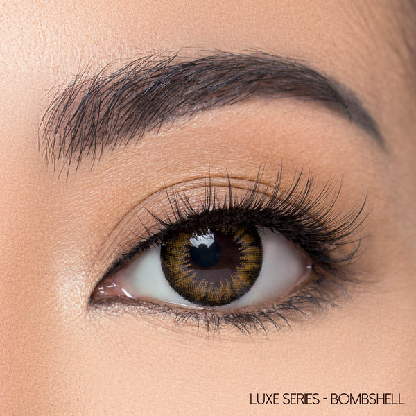 Luxury Faux Lashes - Luxe Series Bombshell