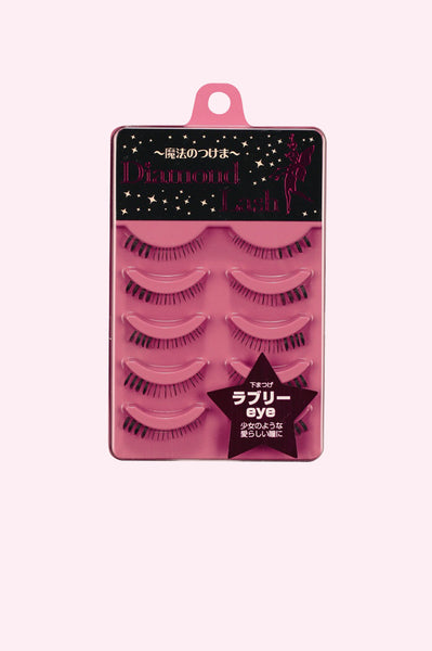Dark Pink - Lovely Eye (Lower)