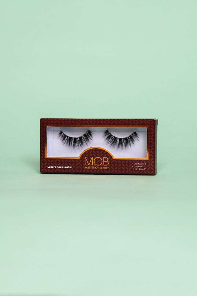 Luxury Faux Lashes - 3D Series Prima Donna