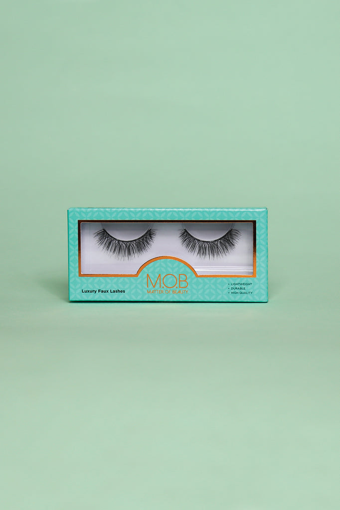 Luxury Faux Lashes - Glam Series Princess