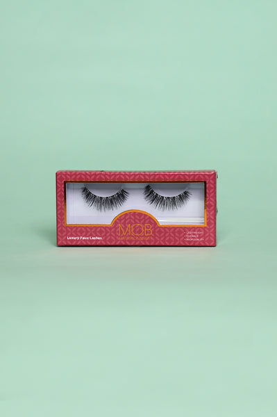 Luxury Faux Lashes - Luxe Series Senorita