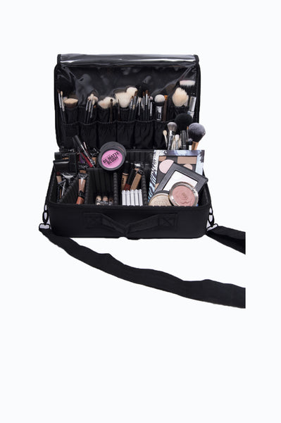 On-the-Go Makeup Organizer Bag - Large
