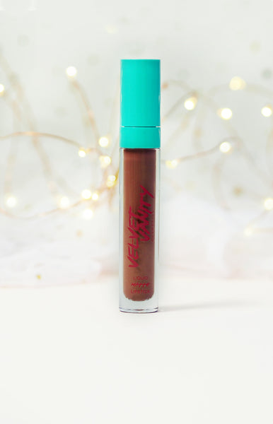 Liquid Matte Lipstick - Mr West