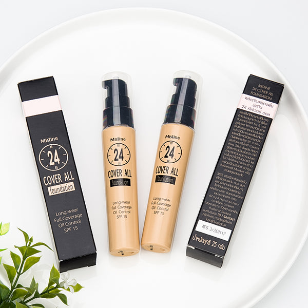 24 Cover All Foundation