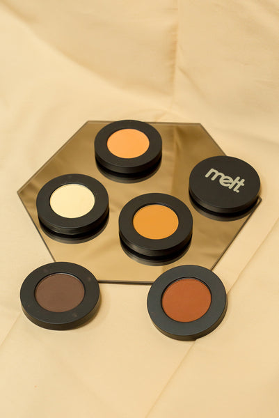 Eyeshadow Stacks - Rust