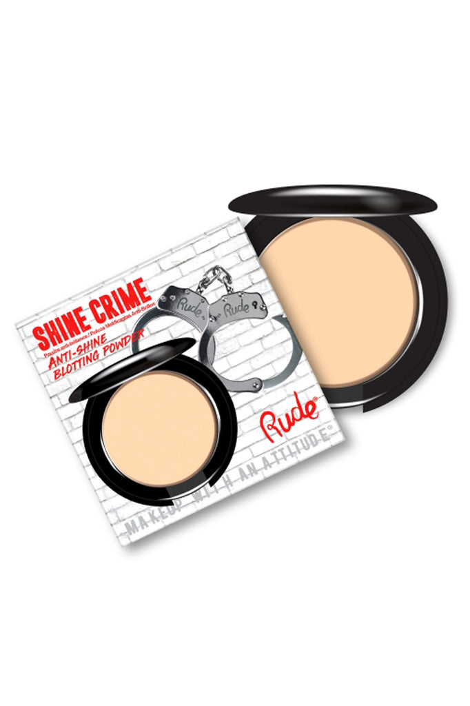 Shine Crime Anti-Shine Blotting Powder