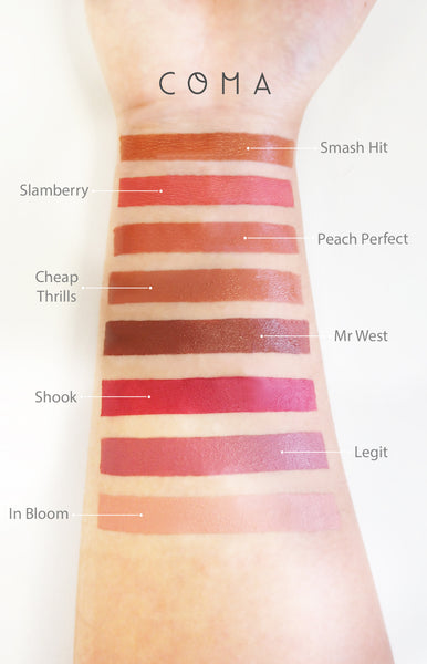 Liquid Matte Lipstick - Smash Hit
