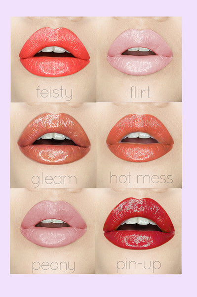 Glazed Lip Paint