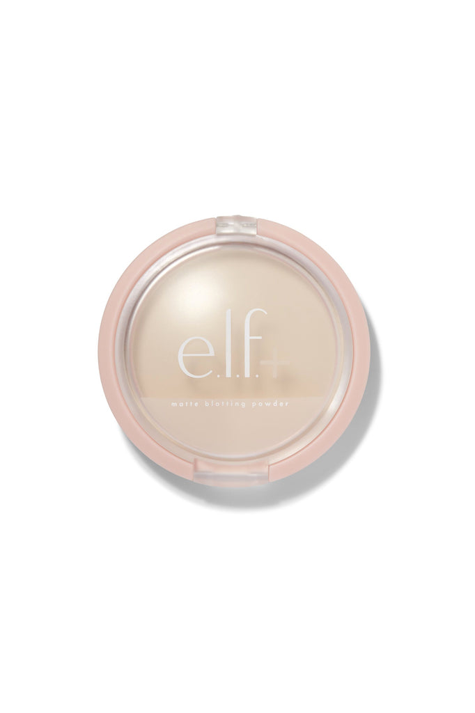 Elf + Matte Blotting Powder