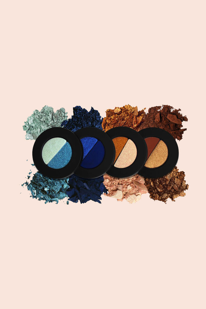 Eyeshadow Stacks - Blue Print