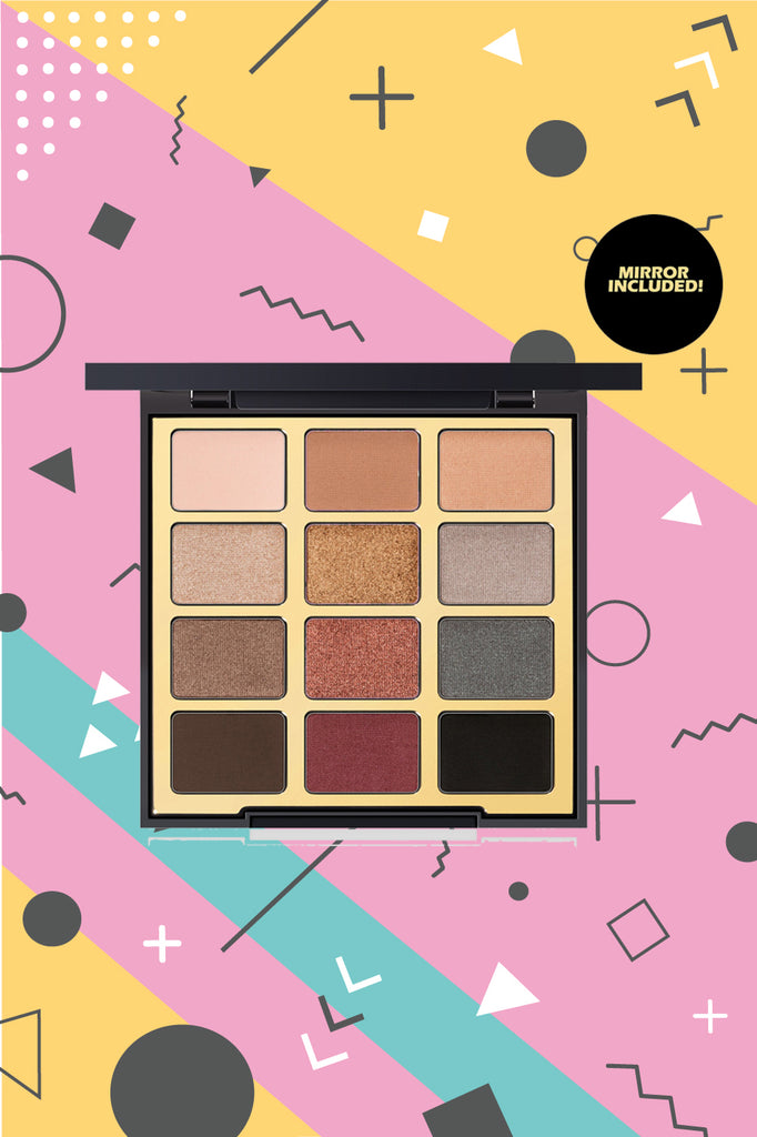 Bold Obsessions Eyeshadow Palette I Trending