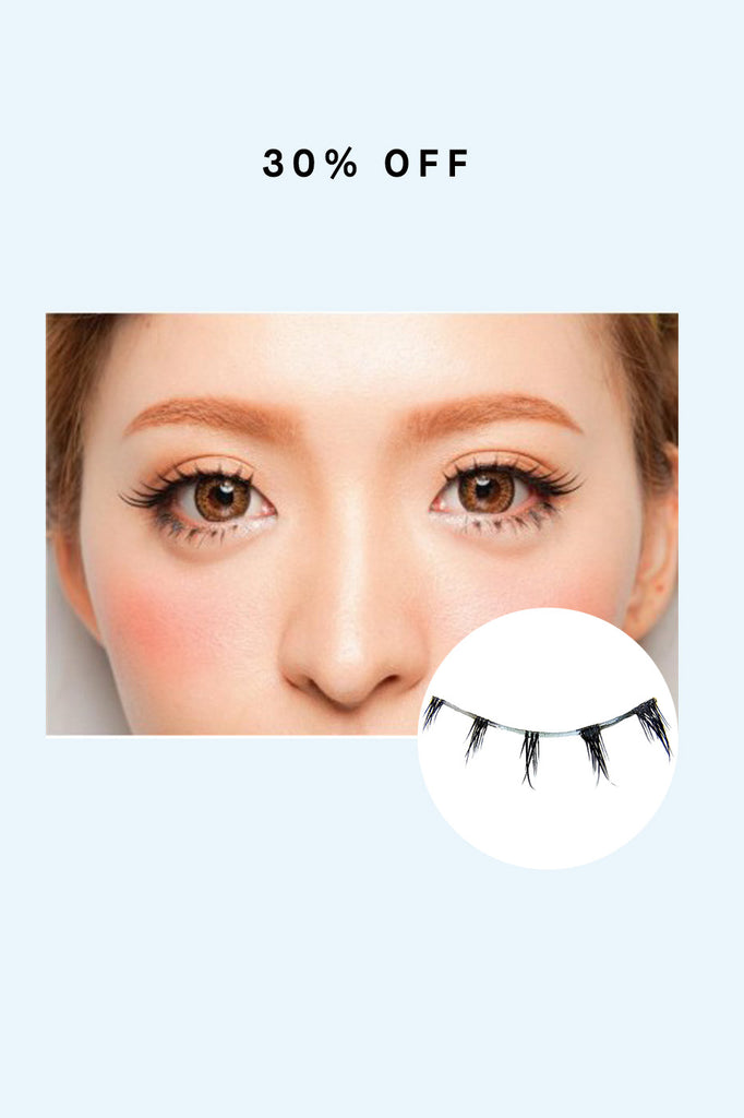 Light Blue - Cute eye (Lower)