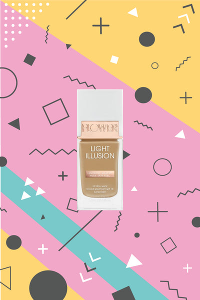 Light Illusion Foundation I Trending