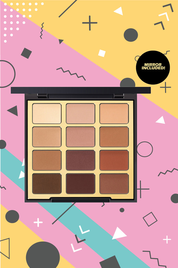 Most Loved Mattes Eyeshadow Palette I Trending