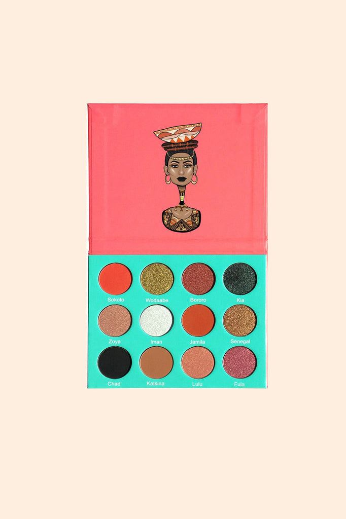 The Saharan Palette