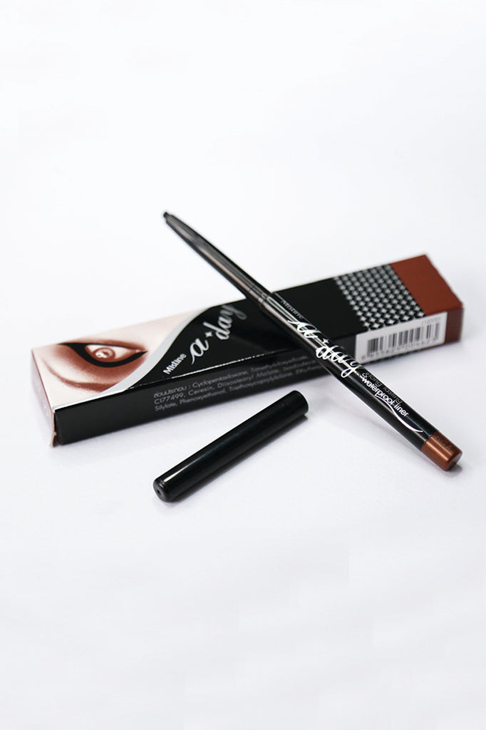 A day long lasting & waterproof liner
