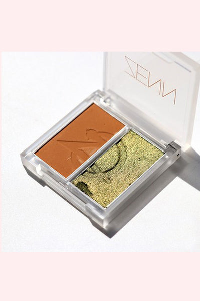 Duo Eyeshadow Z201 - Day 1