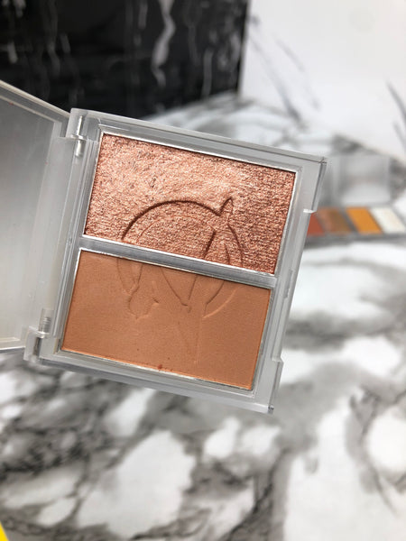 Duo Eyeshadow Z203 - Day 3