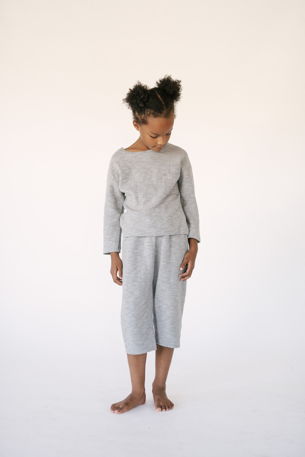 SLUB KNIT LOUNGE SET | PRESALE