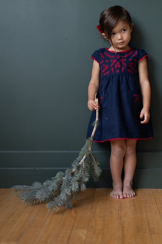 heirloom holiday dress