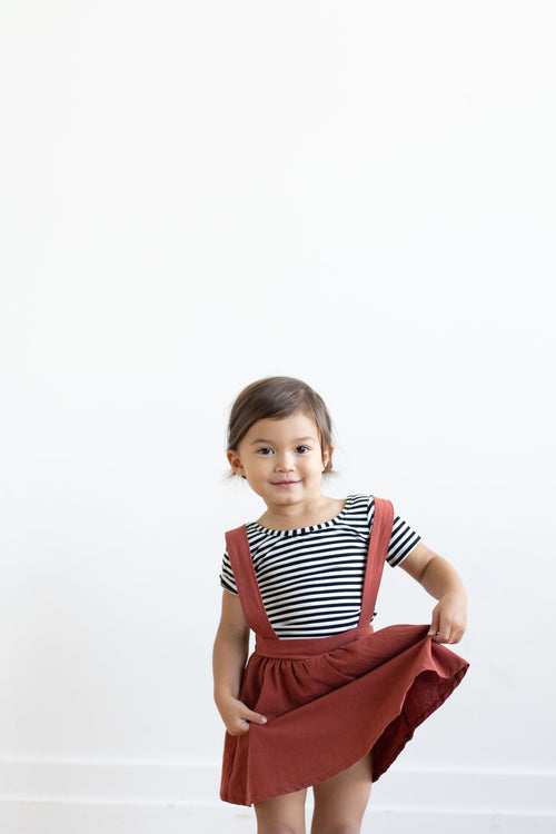 RUST PINAFORE