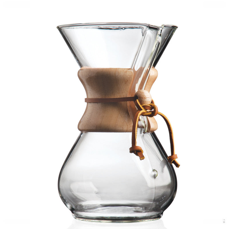 Chemex | Classic Three Cup Coffee Brewer