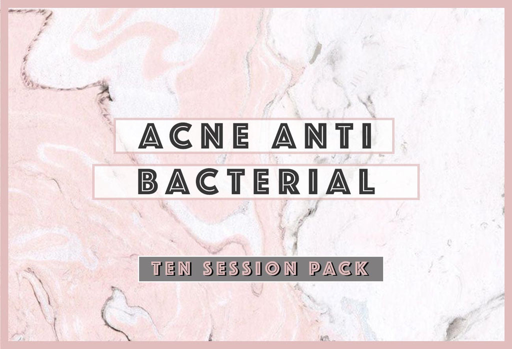 10 Session Treatment - Acne Anti Bacterial