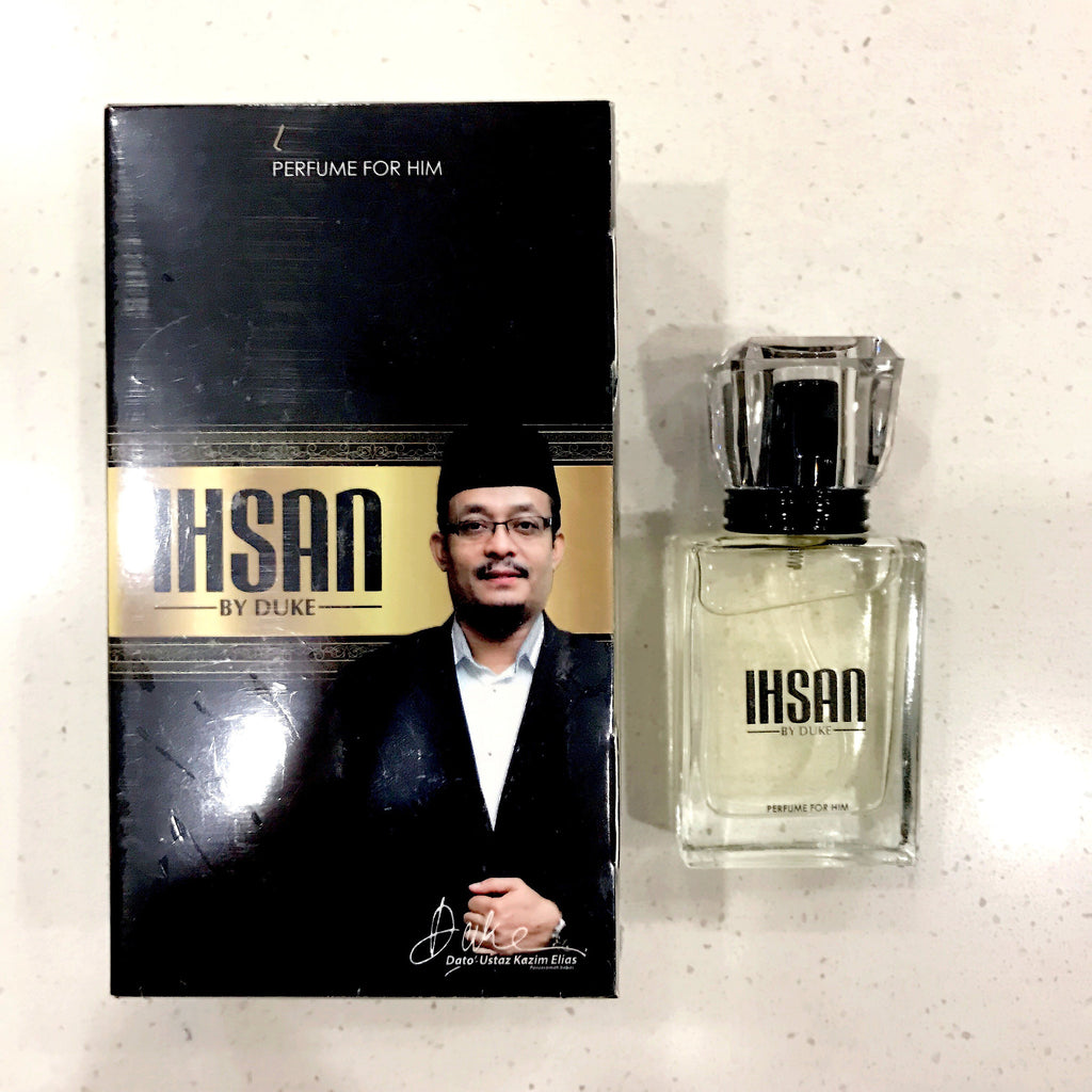 DUKE Fragrance IHSAN - For Him