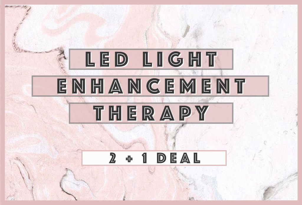 """2 + 1 DEAL"" -  Led Facial Enhancement Therapy"