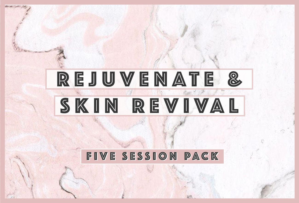 5 Session Treatment - Rejuvenate & Skin Revival