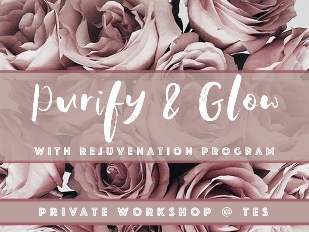 PURIFY & GLOW WITH REJUVENATION PROGRAM