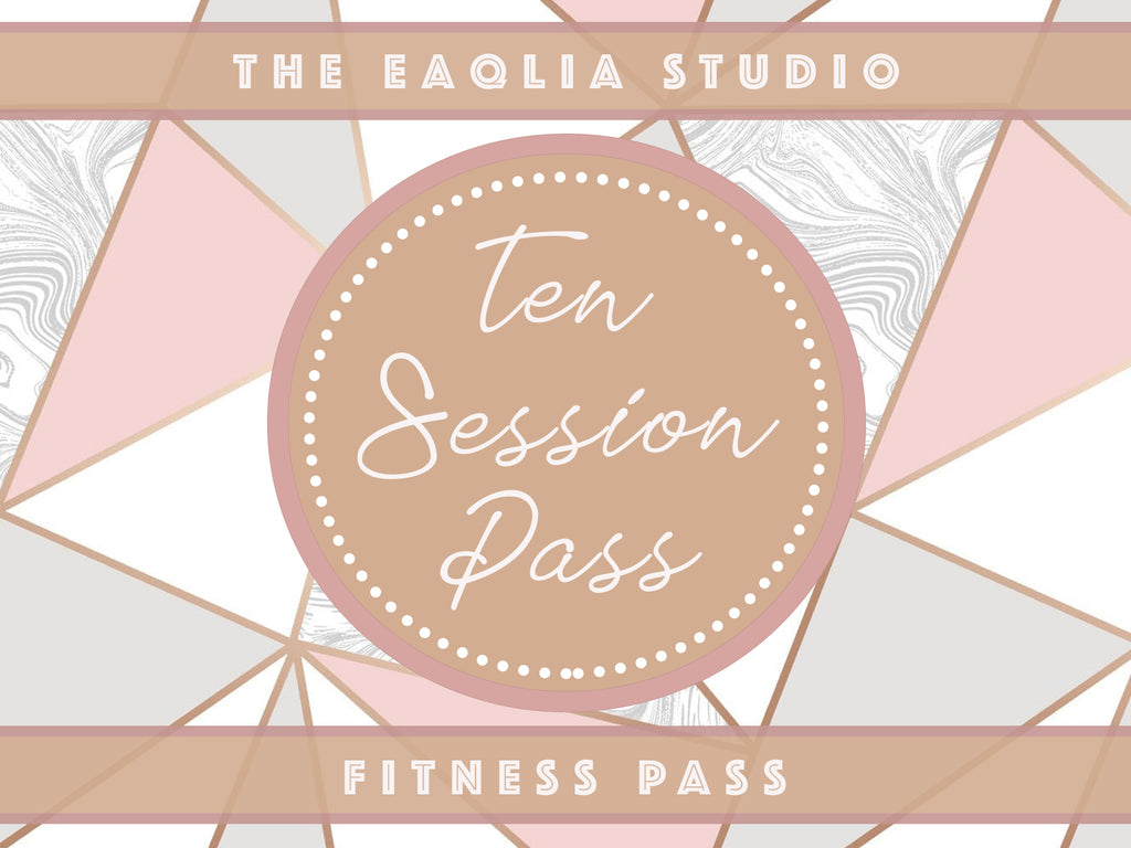 10 Session Pass