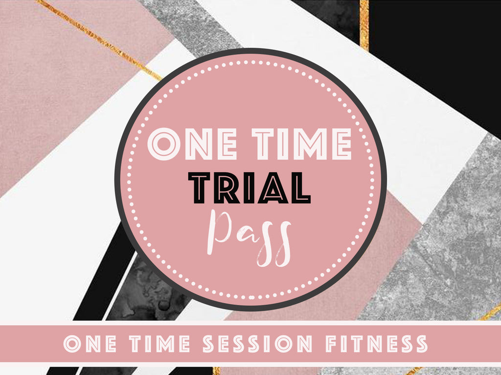 One Time Trial Session Pass
