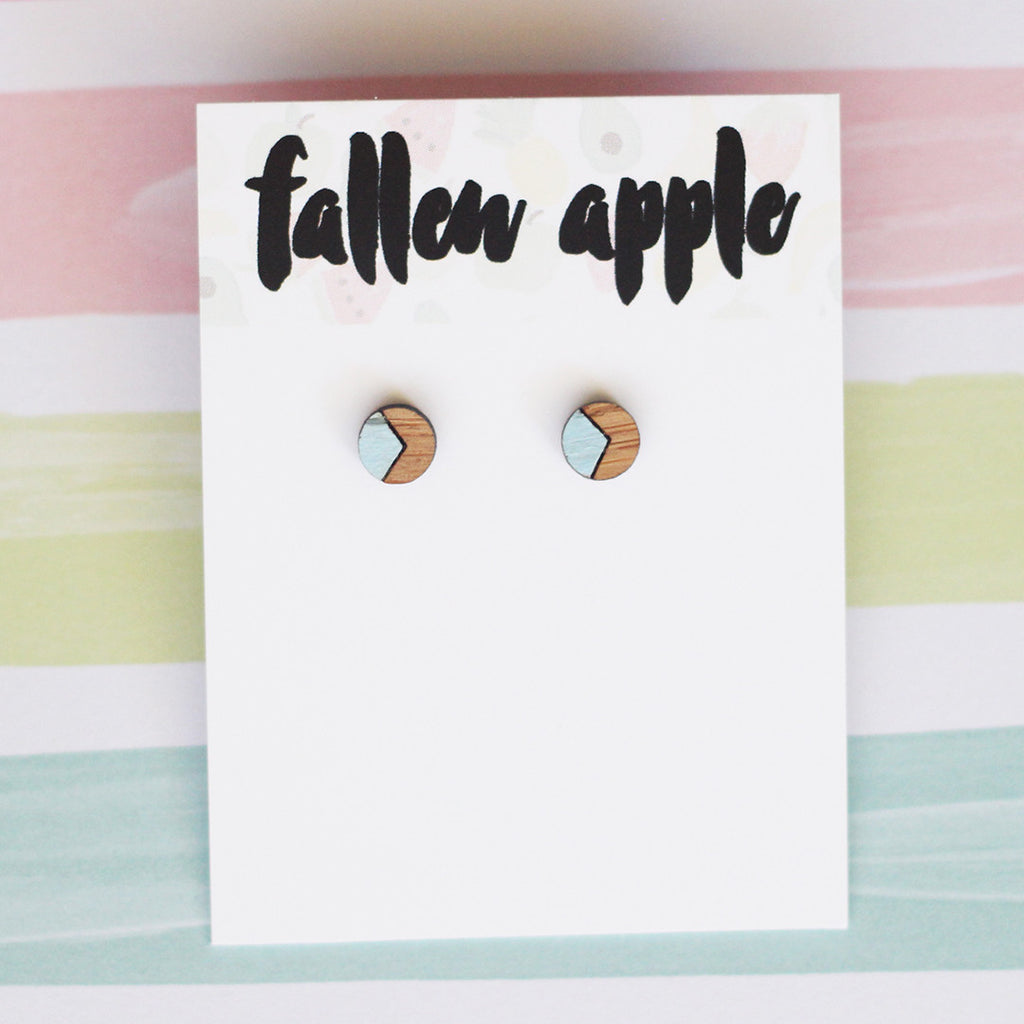Two-tone studs