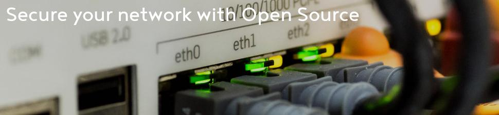 Secure your network with Open Source