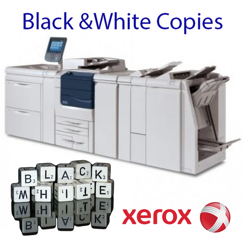 "B&W Print 11"" x 17"" <br>Laser Brite White 24LB<br><strong><font color=""red"">From 8¢ a copy</font></strong><br>Print on BOTH sides"