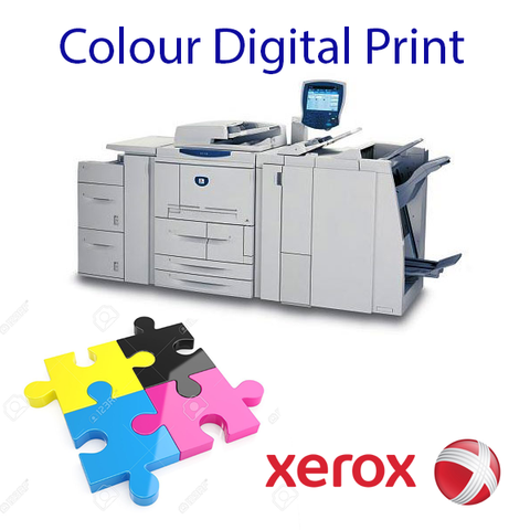 "4 Colour 8.5 x 11"" <br>70LB Laser Paper<br><strong><font color=""red"">From 44¢ a copy</font></strong><br>Print BOTH sides"
