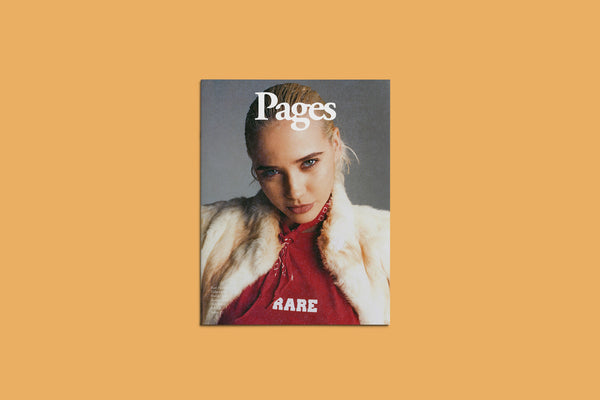Pages <br> Issue No. 2 <br>
