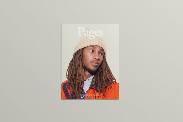 Pages <br> Issue No. 1 <br>