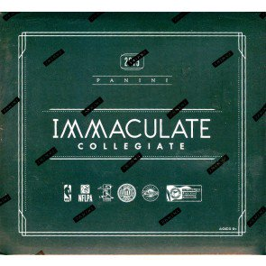 2015 Panini Immaculate Collegiate Multisport Hobby Box