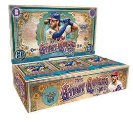 2020 Topps Gypsy Queen Baseball Hobby Box SHIP SEALED ONLY
